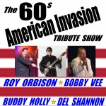 60s invasion show poster