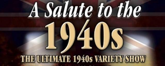 1940s banner