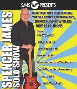 Spencer James poster
