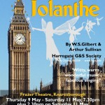 HGSS Iolanthe Poster with Crest picture