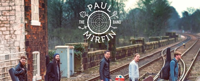 Paul Mirfin Band banner