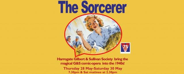 The Sorcerer banner