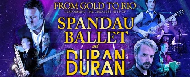 Spandaut Ballet Duran Duran